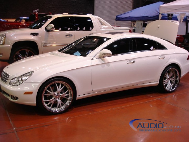 Mercedes Benz Cls500 Audio Upgrade For Corpus Christi Client