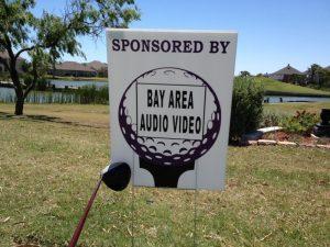 Bay Area Audio Visions Sponsors FYLIP Golf Tourney