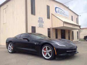 Corpus Christi Client Gets Corvette Stingray Audio Upgrade