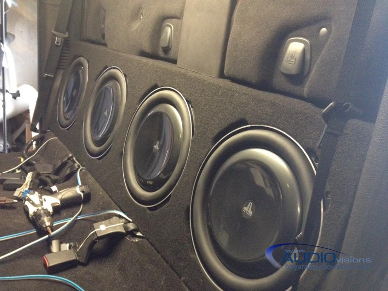Ford Super Duty Audio