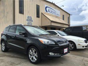 Ford Escape Navigation