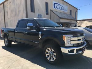 Corpus Christi Ford Owner Gets Awesome F-350 Audio Upgrades