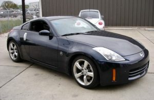 Corpus Christi Nissan Owner Gets 350Z Stereo System