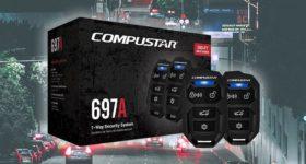 Product Spotlight Compustar CS697-A Vehicle Security System