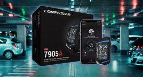 Product Spotlight Compustar CSX7905 A Premium Car Alarm System
